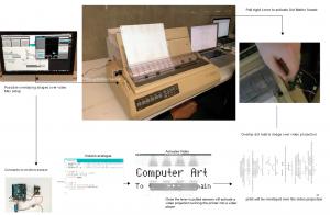 Artefact interaction process